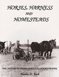 Cover of Horses, Harness and Homesteads